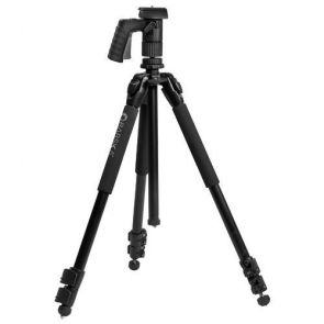 Barska Extendable Tripod with Pistol Grip Head