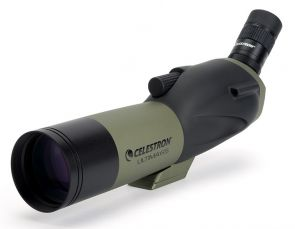 Celestron Ultima 65 18-55x65 Angled Spotting Scope