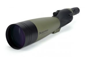 Celestron Ultima 100 Straight Spotting Scope (22-66x)