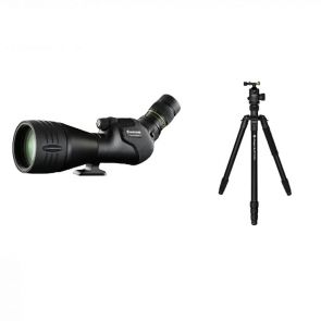 Vanguard Endeavor HD 82 Angled Spotting Scope Bundle