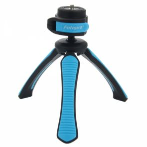 Fotopro Portable Mini Tripod SY-310 - Blue