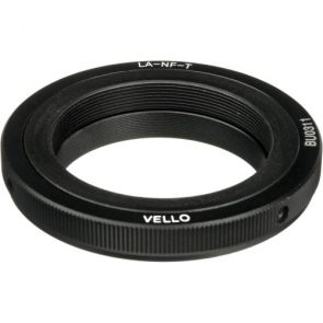 Vello T-Ring for Nikon F Camera